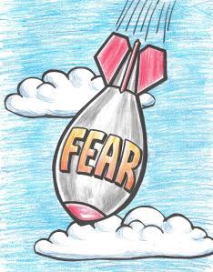 FEAR-BOMB